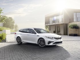 Fotos de Kia Optima Sportswagon GT Line  2018