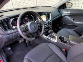 Ver foto 11 de Kia Optima Turbo USA 2013
