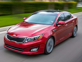 Ver foto 1 de Kia Optima Turbo USA 2013