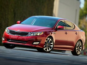 Ver foto 9 de Kia Optima Turbo USA 2013