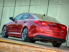 Ver foto 8 de Kia Optima Turbo USA 2013