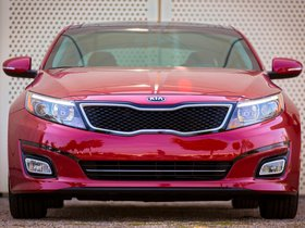 Ver foto 6 de Kia Optima Turbo USA 2013