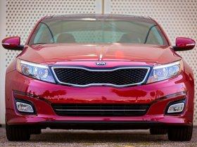 Ver foto 6 de Kia Optima Turbo USA 2013