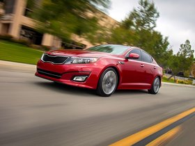 Ver foto 5 de Kia Optima Turbo USA 2013