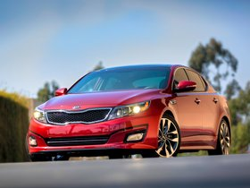 Ver foto 4 de Kia Optima Turbo USA 2013