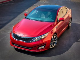 Ver foto 3 de Kia Optima Turbo USA 2013