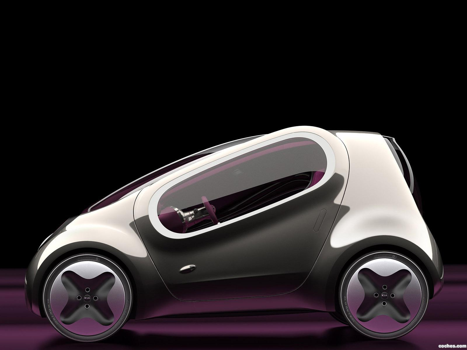 Foto 0 de Kia POP Concept 2010