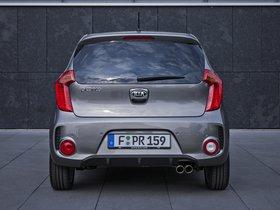 Ver foto 3 de Kia Picanto Sport Pack 5 puertas 2015