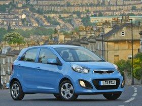 Ver foto 21 de Kia Picanto UK 2011