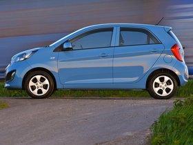 Ver foto 18 de Kia Picanto UK 2011
