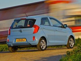 Ver foto 14 de Kia Picanto UK 2011