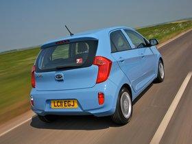Ver foto 13 de Kia Picanto UK 2011
