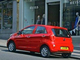 Ver foto 11 de Kia Picanto UK 2011