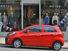 Ver foto 10 de Kia Picanto UK 2011