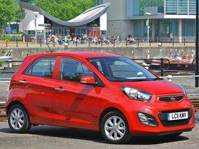 Ver foto 9 de Kia Picanto UK 2011