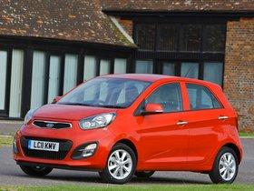 Ver foto 8 de Kia Picanto UK 2011