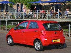 Ver foto 7 de Kia Picanto UK 2011