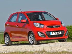 Ver foto 6 de Kia Picanto UK 2011