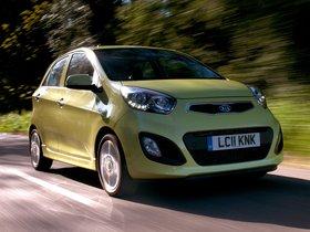 Ver foto 3 de Kia Picanto UK 2011