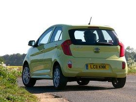 Ver foto 2 de Kia Picanto UK 2011
