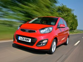 Fotos de Kia Picanto UK 2011