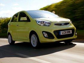 Ver foto 26 de Kia Picanto UK 2011
