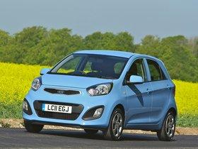 Ver foto 25 de Kia Picanto UK 2011