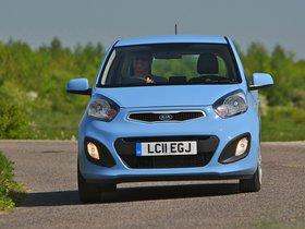 Ver foto 23 de Kia Picanto UK 2011