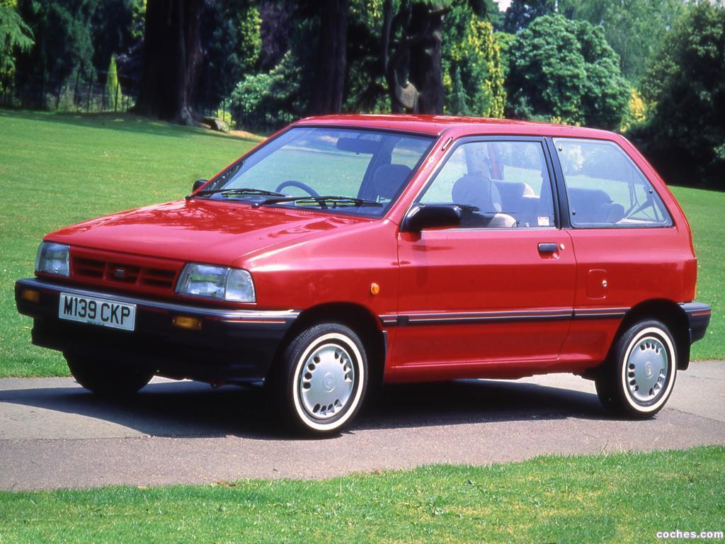 Foto 0 de Kia Pride 3 puertas 1987