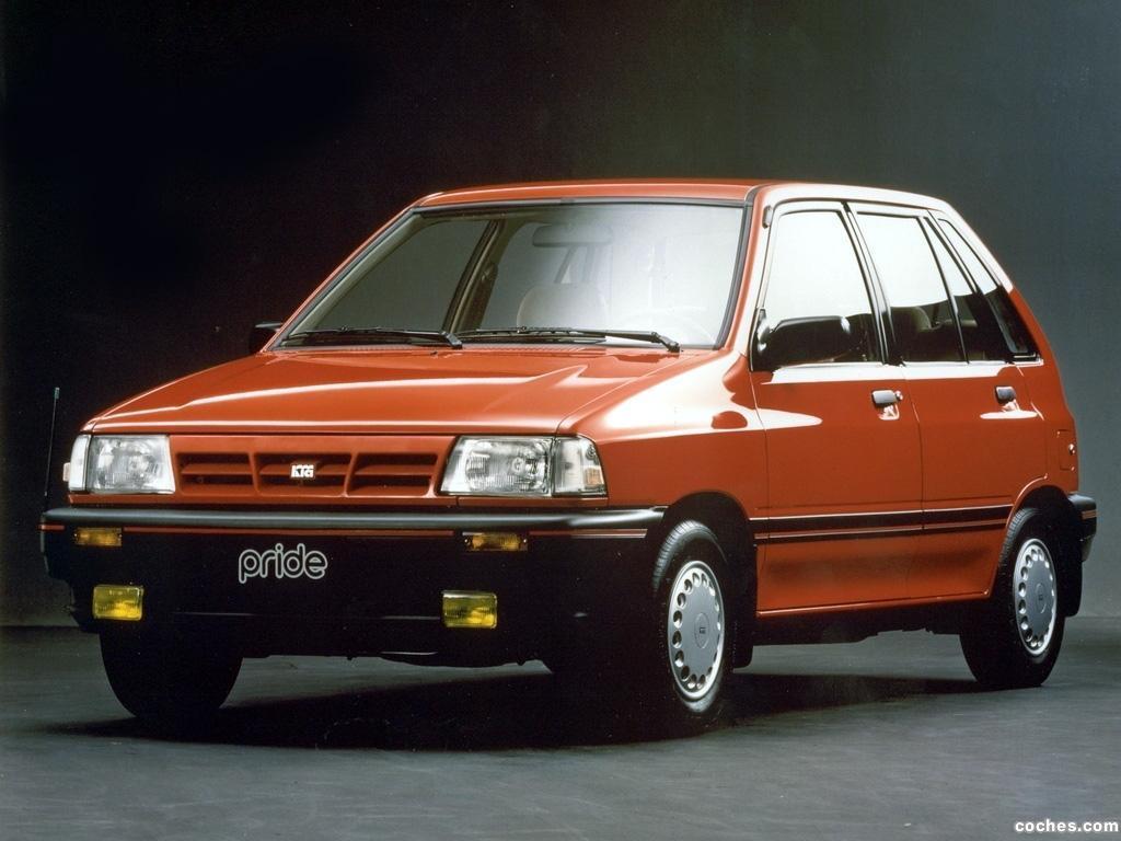 Foto 0 de Kia Pride 5 puertas 1987