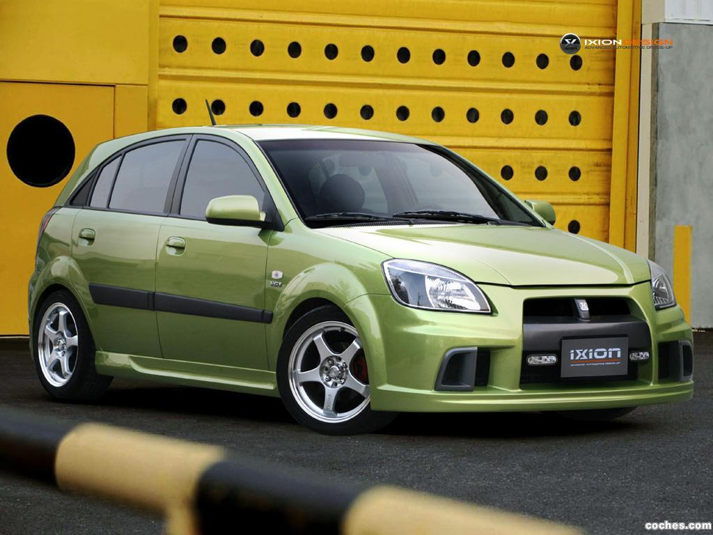 Foto 0 de Kia Pride Ixion Design 2005