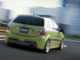 Ver foto 5 de Kia Pride Ixion Design 2005