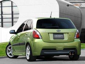 Ver foto 4 de Kia Pride Ixion Design 2005