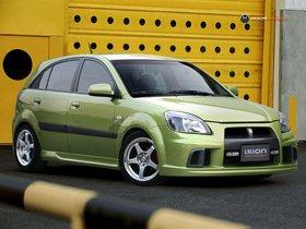 Ver foto 1 de Kia Pride Ixion Design 2005