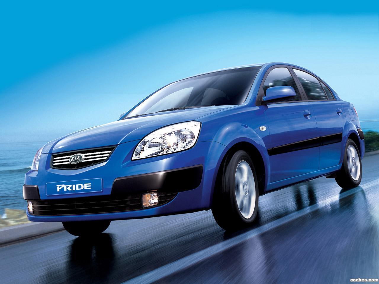 Foto 0 de Kia Pride Sedan 2005