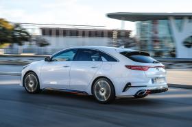 Ver foto 20 de Kia Proceed GT 2019