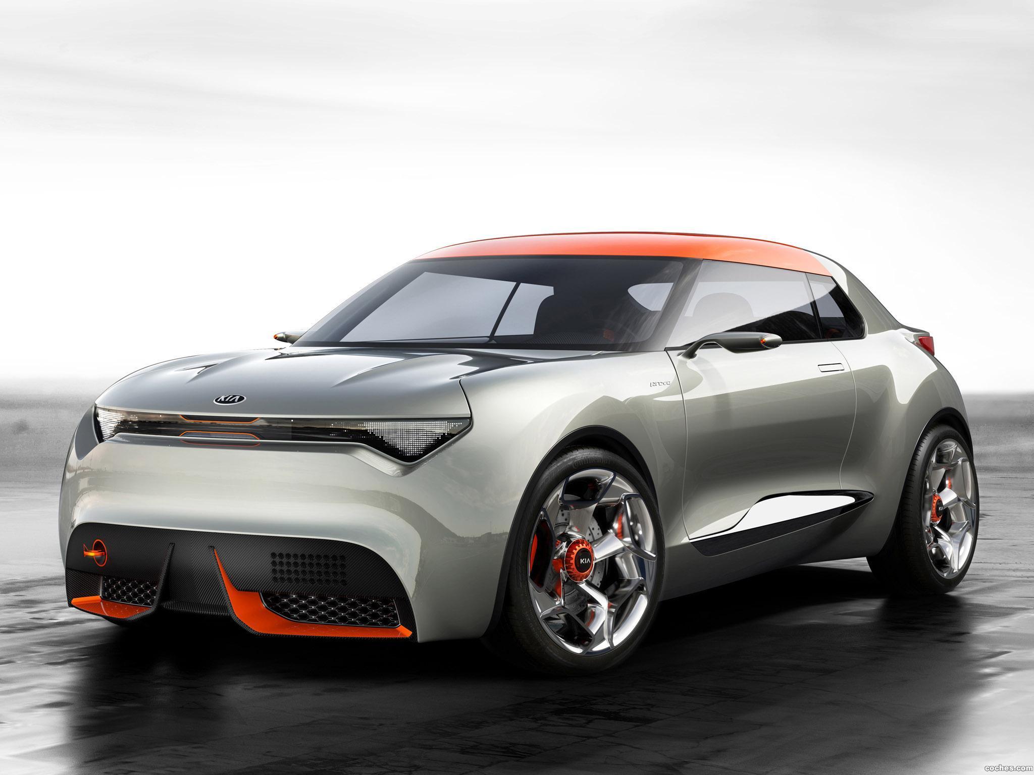 Foto 0 de Kia Provo Coupe Concept 2013