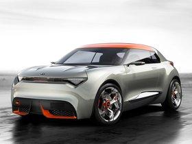 Ver foto 1 de Kia Provo Coupe Concept 2013