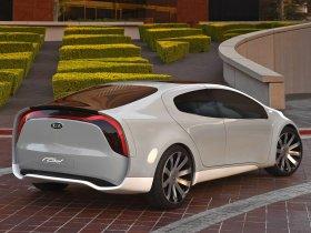 Ver foto 4 de Kia Ray Plug-In Hybrid Concept 2010