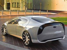 Ver foto 3 de Kia Ray Plug-In Hybrid Concept 2010