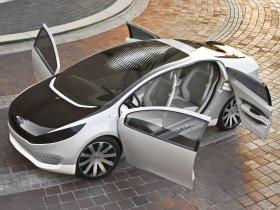 Ver foto 2 de Kia Ray Plug-In Hybrid Concept 2010