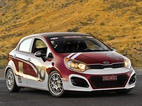Ver foto 4 de Kia Rio B-Spec Racer 2011