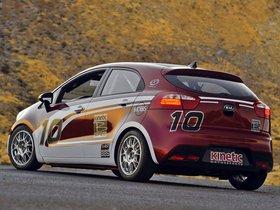 Ver foto 3 de Kia Rio B-Spec Racer 2011