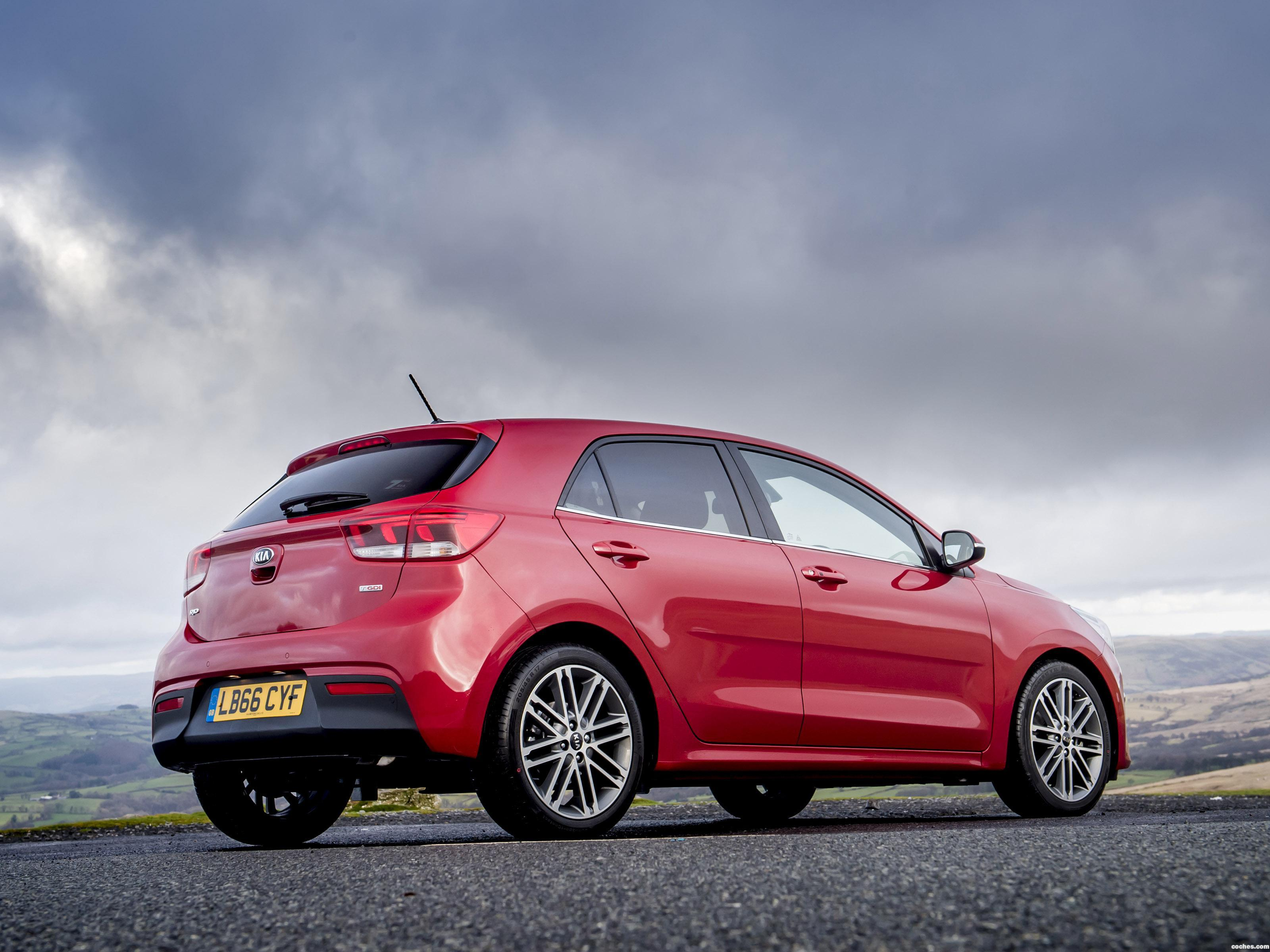 Foto 20 de Kia Rio First Edition YB UK 2017