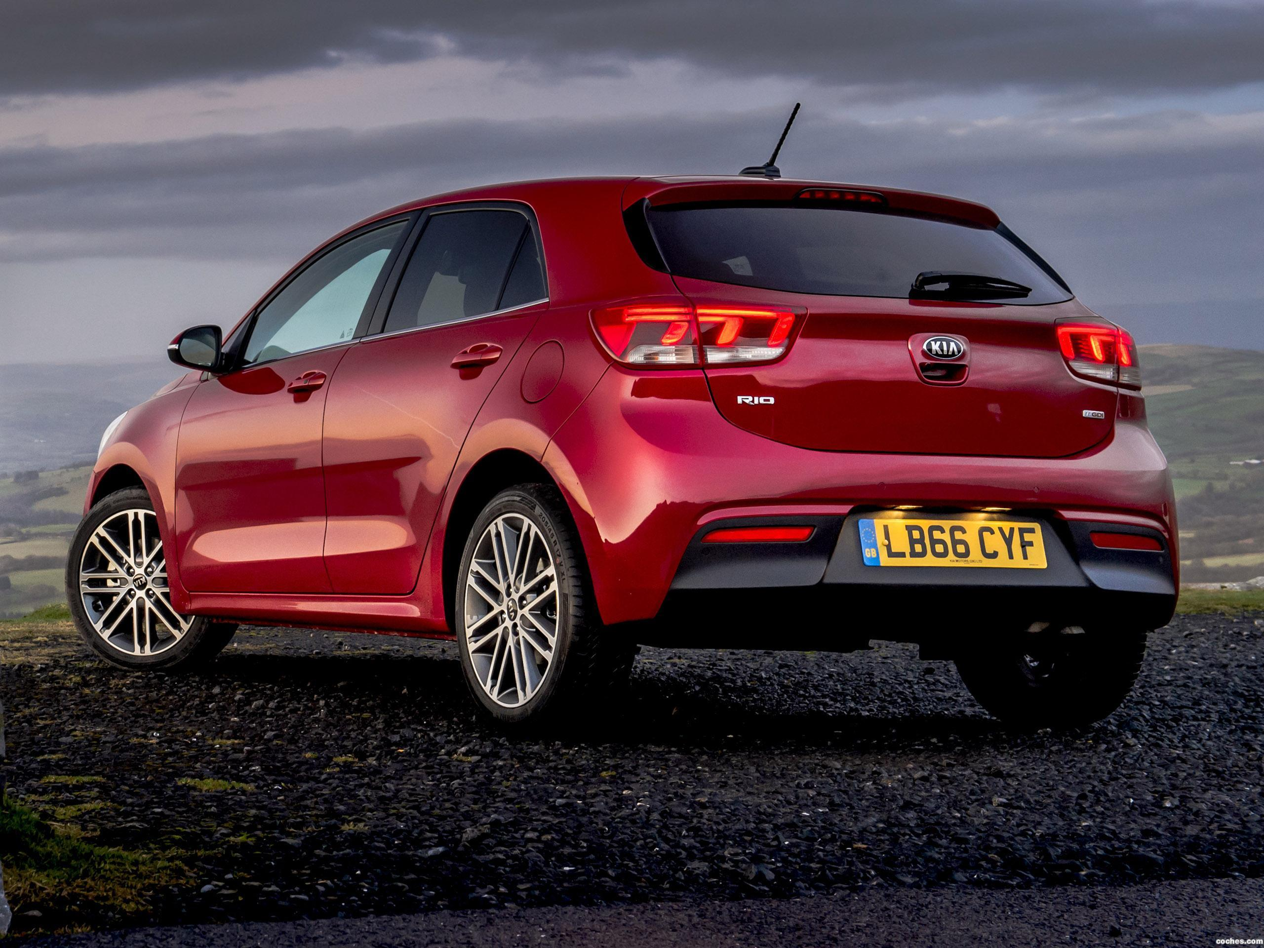 Foto 19 de Kia Rio First Edition YB UK 2017