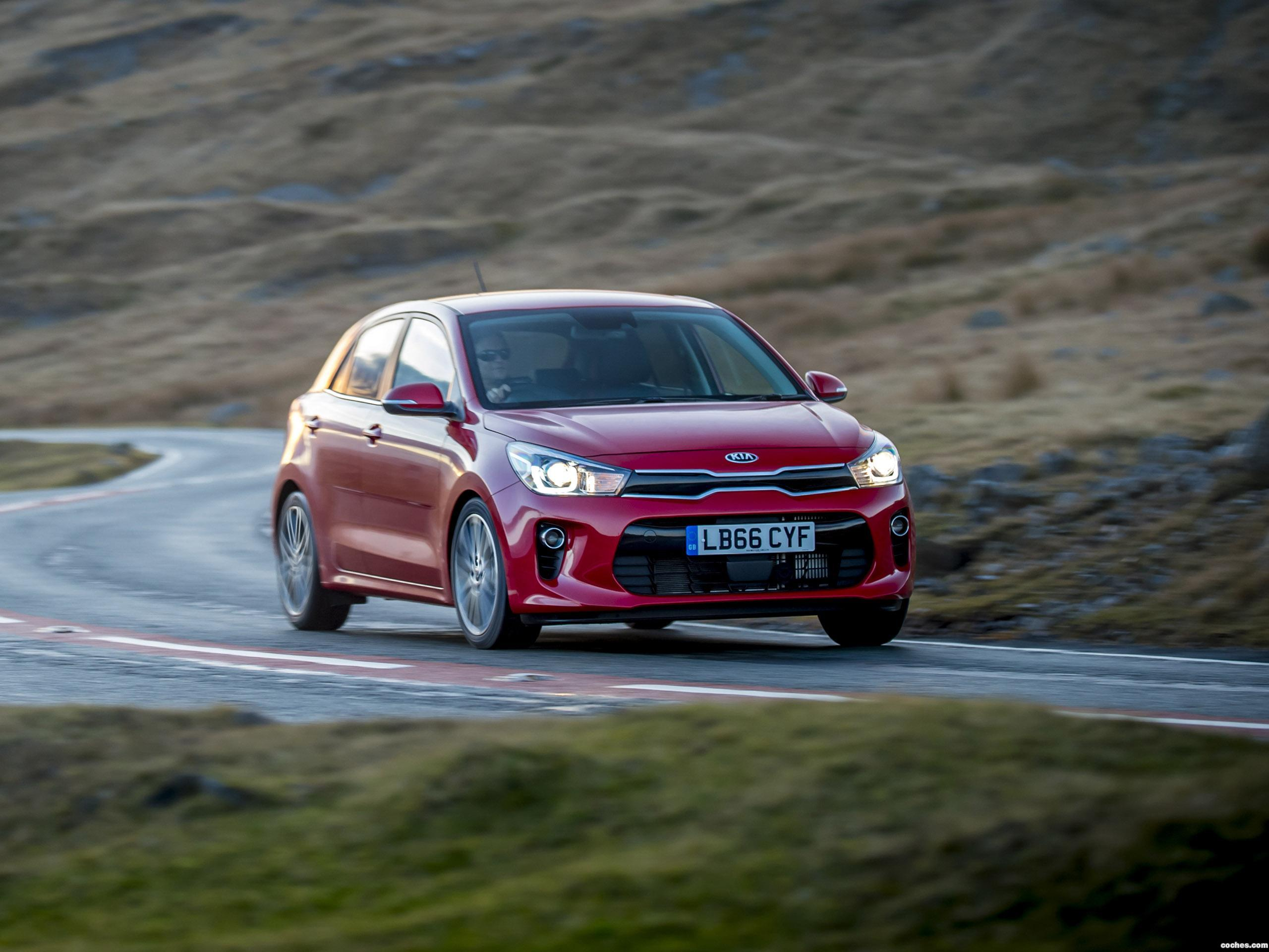 Foto 10 de Kia Rio First Edition YB UK 2017