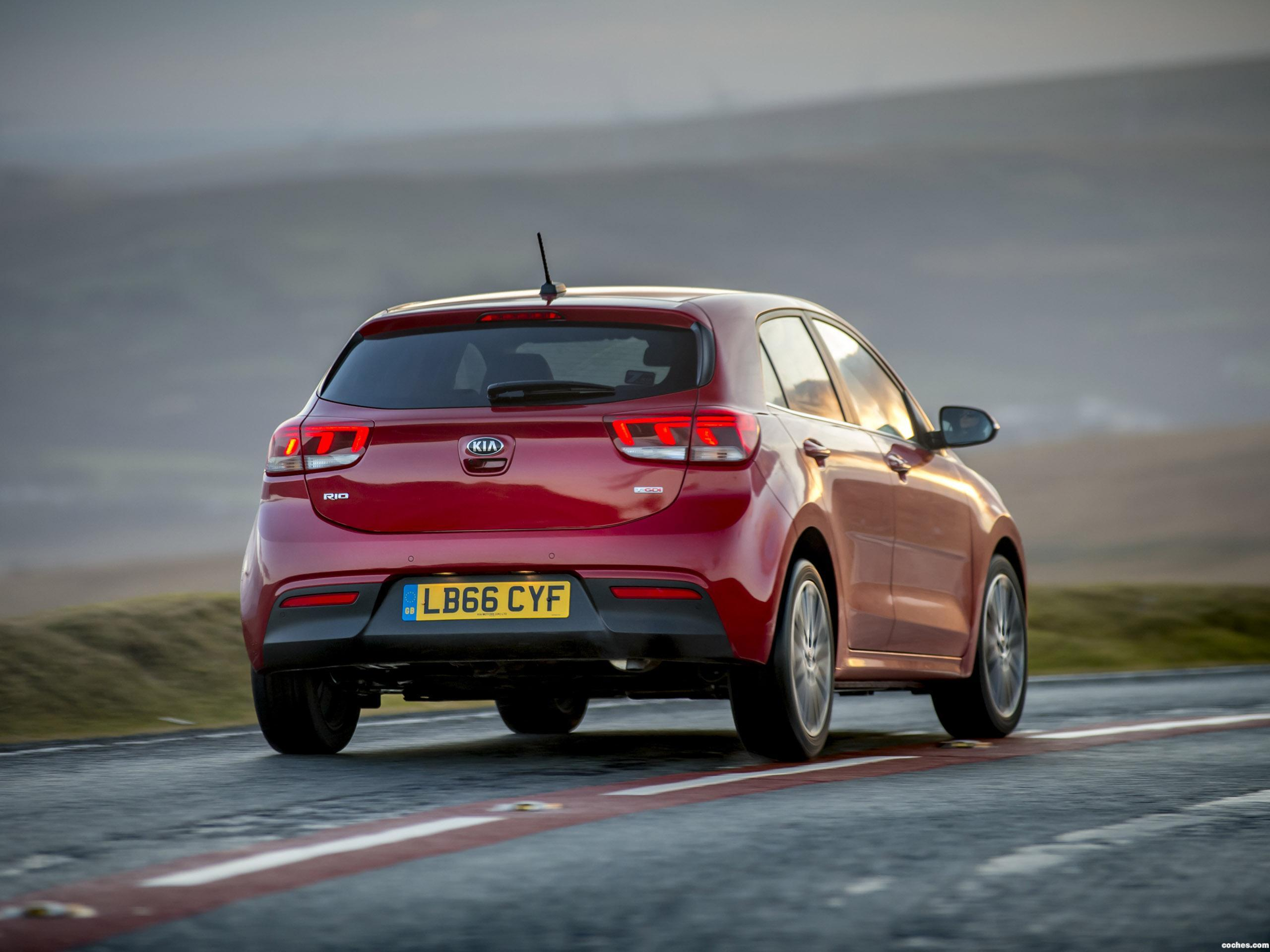 Foto 9 de Kia Rio First Edition YB UK 2017