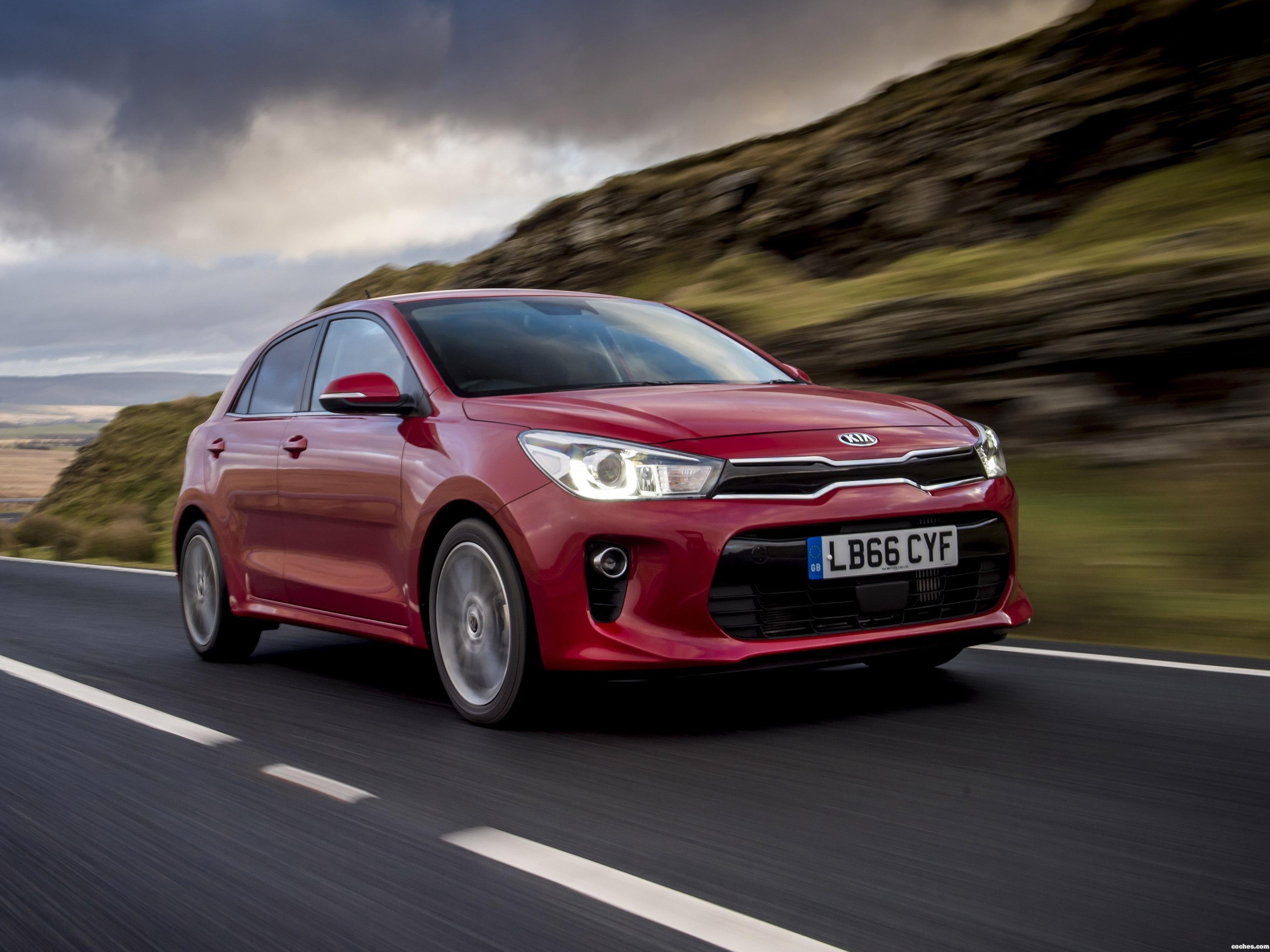 Foto 0 de Kia Rio First Edition YB UK 2017