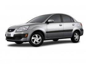 Ver foto 3 de Kia Rio Sedan 2006