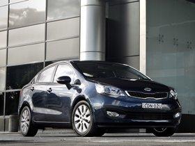Ver foto 3 de Kia Rio Sedan 2011